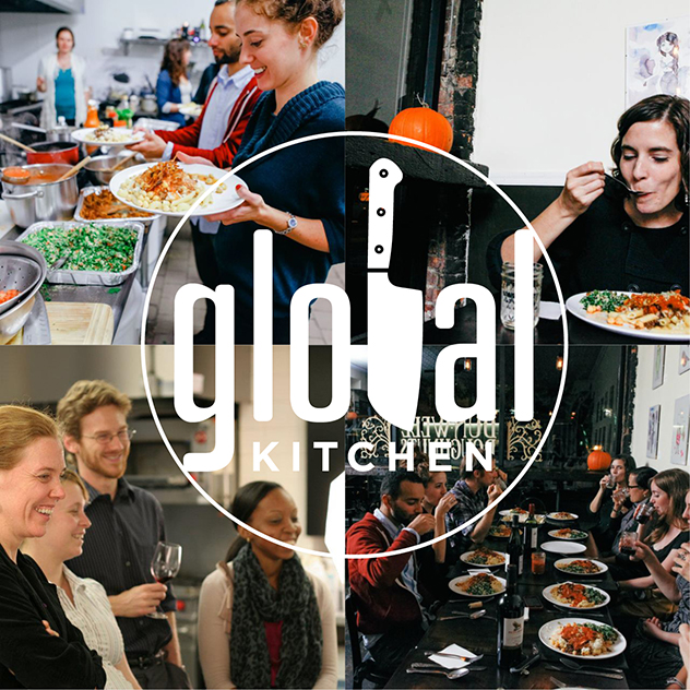Global Kitchen Identity Design - Wyman Projects Graphic Design for ...